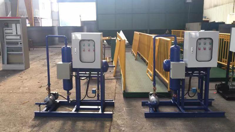 SCII-F多功能动力旁流水处理器 物化旁流水处理设备厂