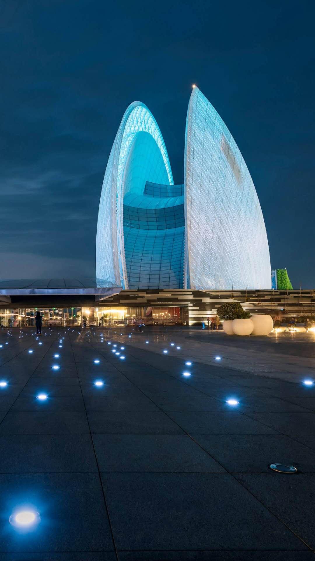 珠海歌剧院循环水处理项目