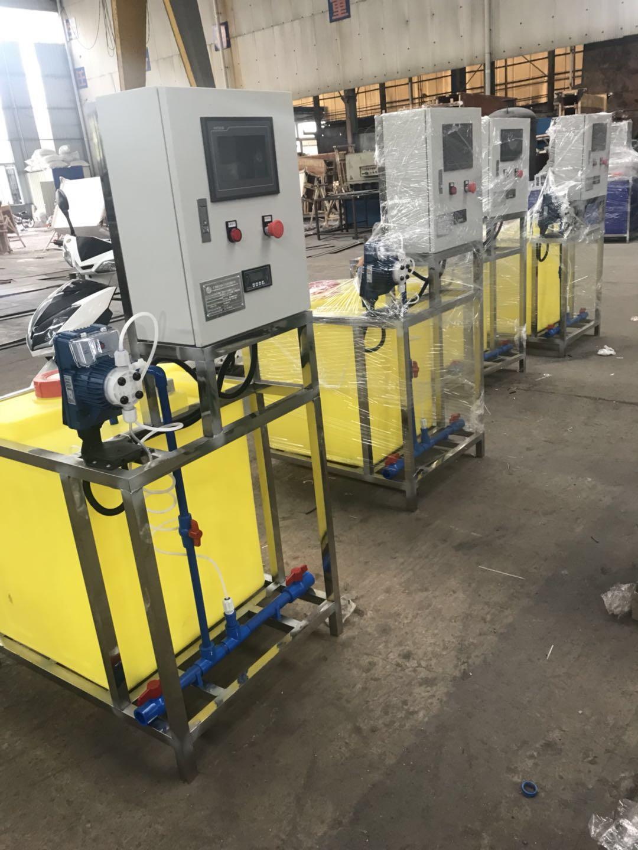 全自动加药装置MJR-JYC水处理设备工程设备