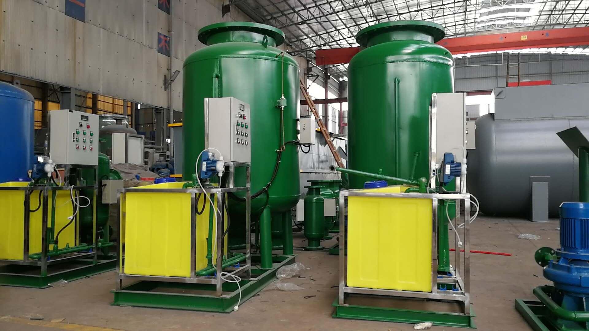 美疌多项物化综合水处理器