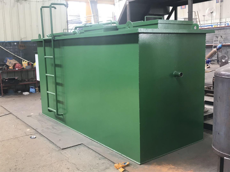 供应污水处理厂MBR膜污水一体化处理设备50-3000T/H