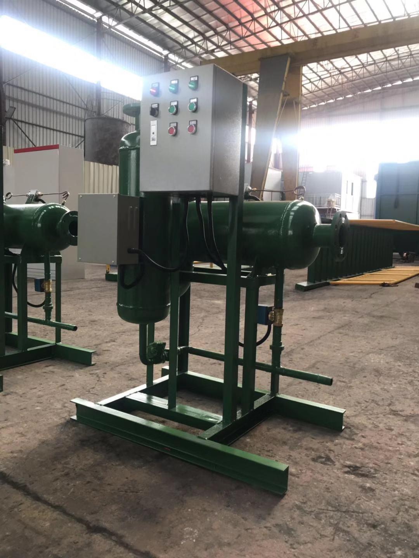 农村污水处理设备厂TWH物化旁流水处理器技术特点