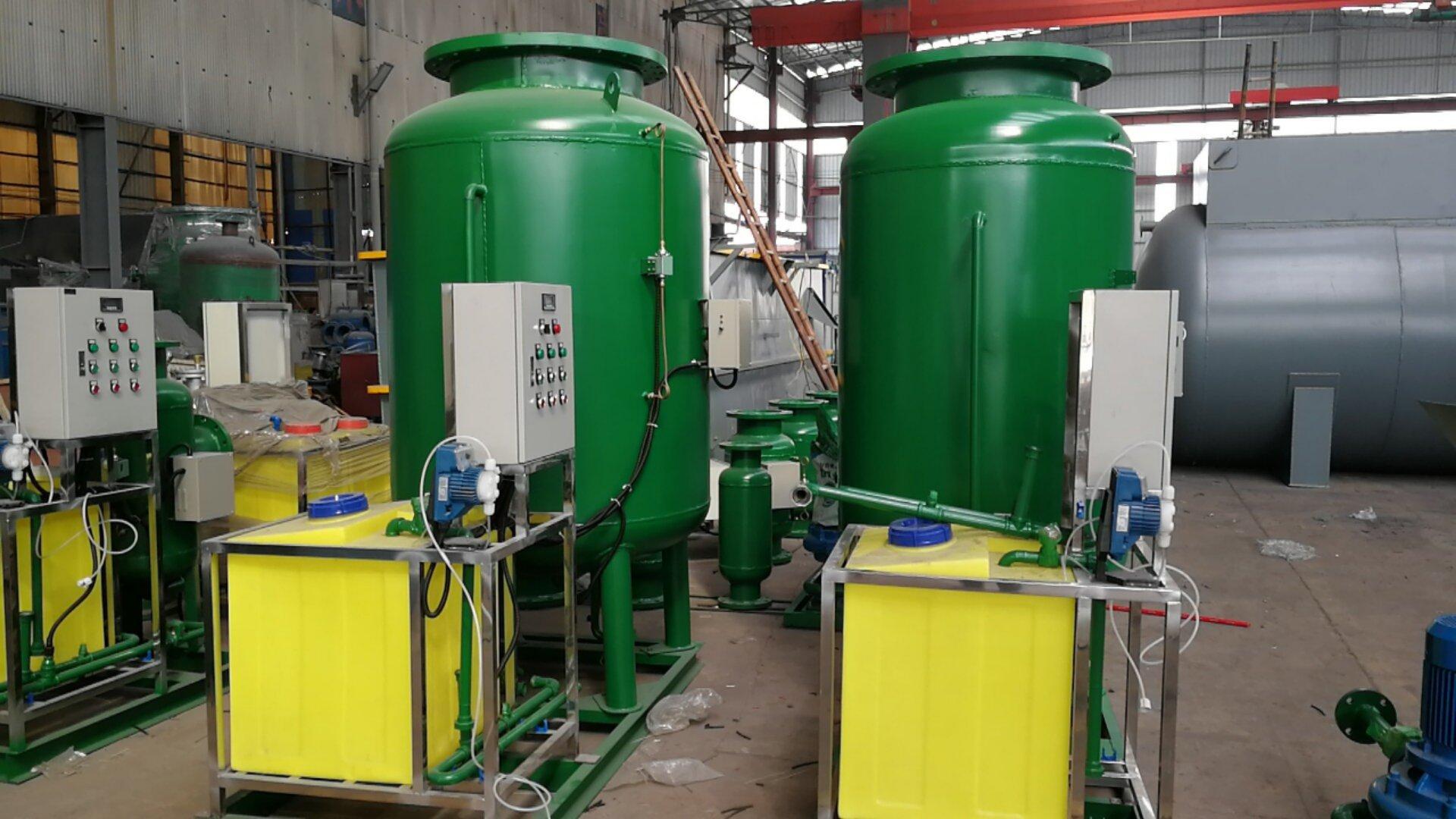 中央空调循环水处理设备MJR-E型物化综合全程水处理器