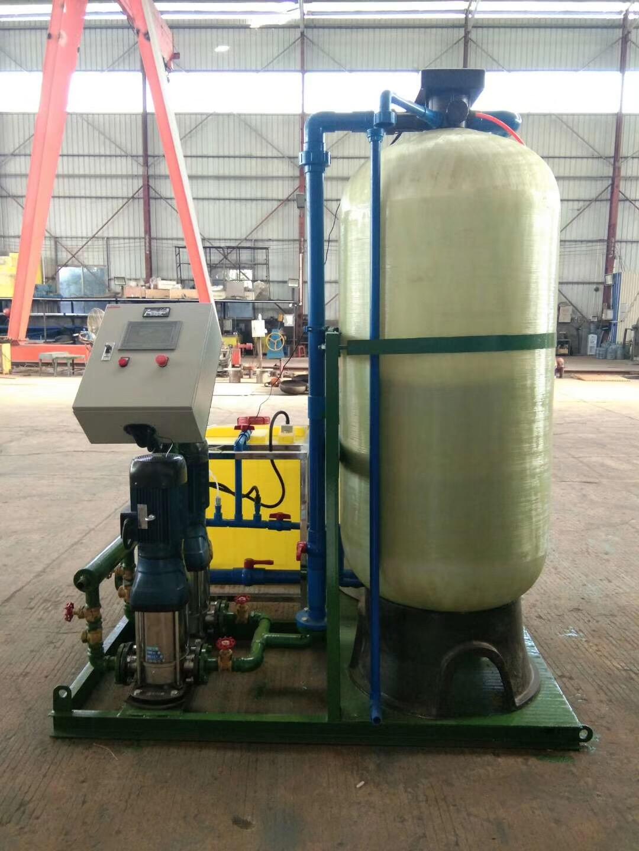 广州美疌水处理全自动软化水设备